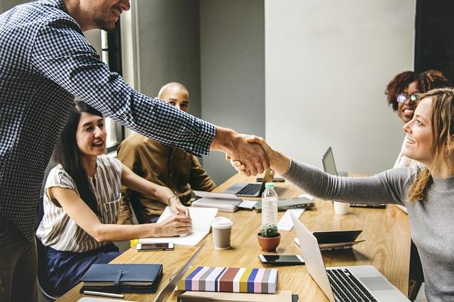Wie stellen Sie sich am 1. Arbeitstag im neuen Unternehmen vor?
