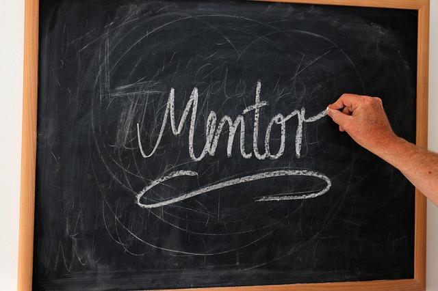 Wie unterstützt ein Mentor Ihre berufliche Weiterentwicklung?