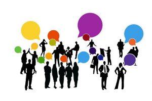 Smalltalk mit Kollegen und Chefs