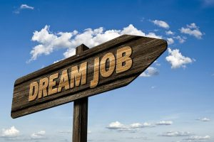 Wie finden Sie Ihren Traumjob?
