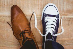 Richtige Kommunikation und Kleidung