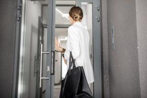 Was geschieht nach dem Jobinterview?