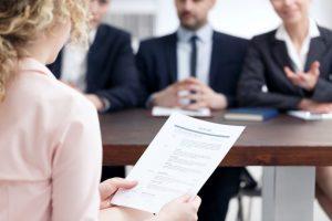 Wie bereiten Sie sich auf ein Jobinterview vor?